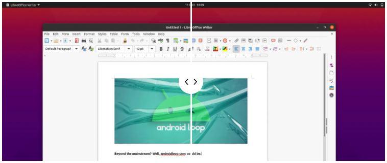 Tampilan Baru LibreOffice