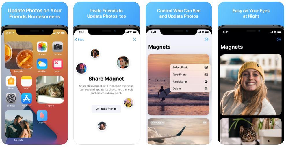 Aplikasi Magnet untuk Membuat Widget Foto Kolaboratif