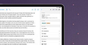 Ulysses 21 Menghadirkan Pemeriksaan Tata Bahasa untuk iOS