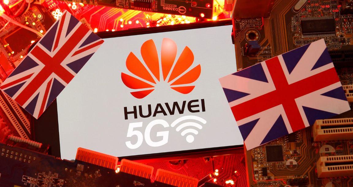 Inggris persingkat waktu untuk berhenti dari jaringan 5G Huawei
