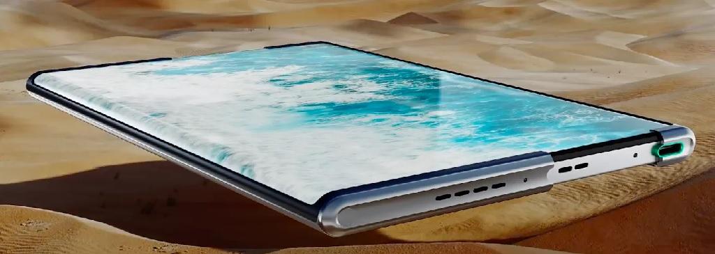 Ponsel masa depan Oppo X 2021 ini tawarkan konsep layar gulung pertama di dunia