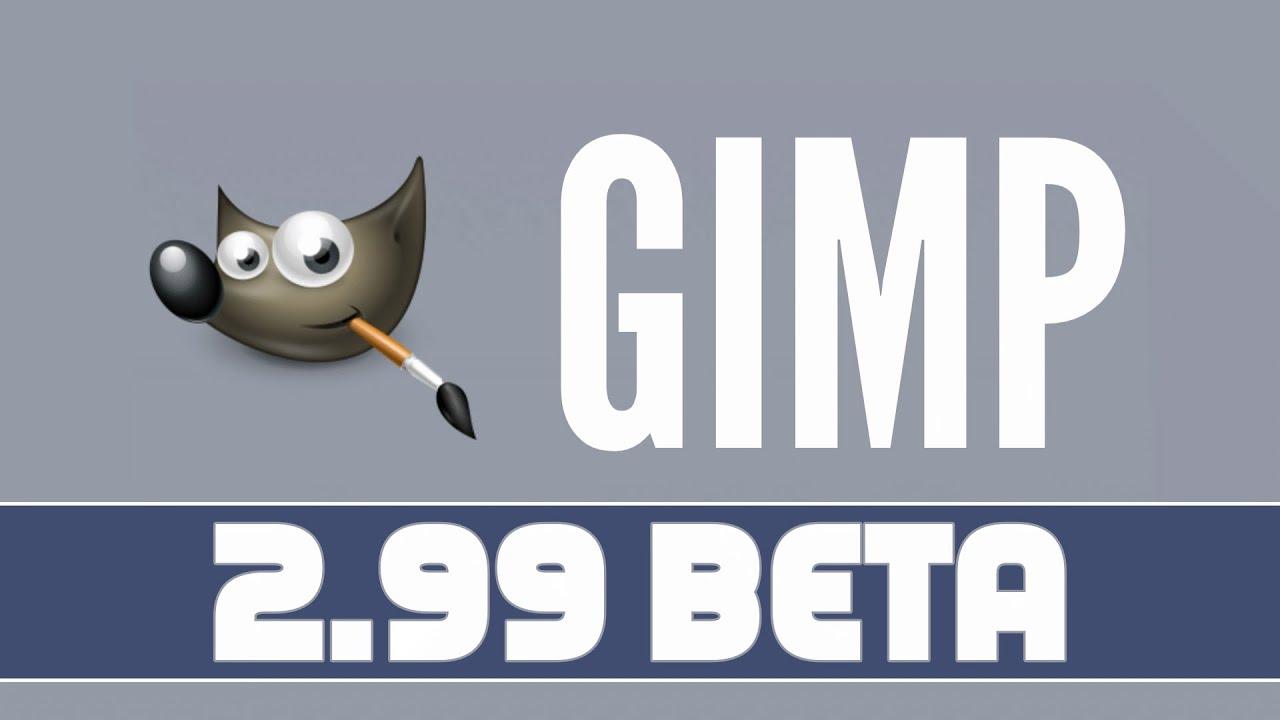 Build GIMP unstable