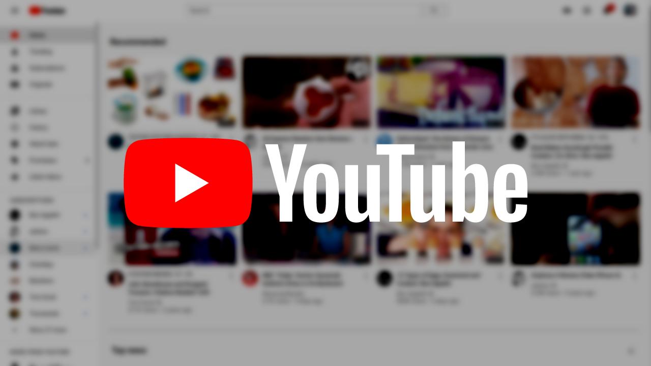 YouTube memasang iklan pada channel yang tidak dimonetisasi