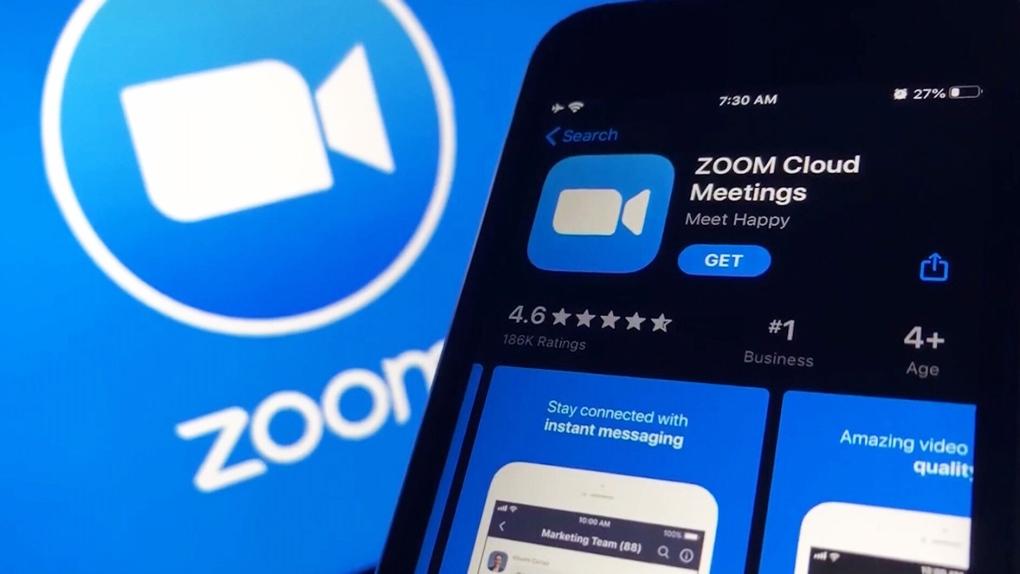 Zoom memperpanjang batas waktu 40 menit