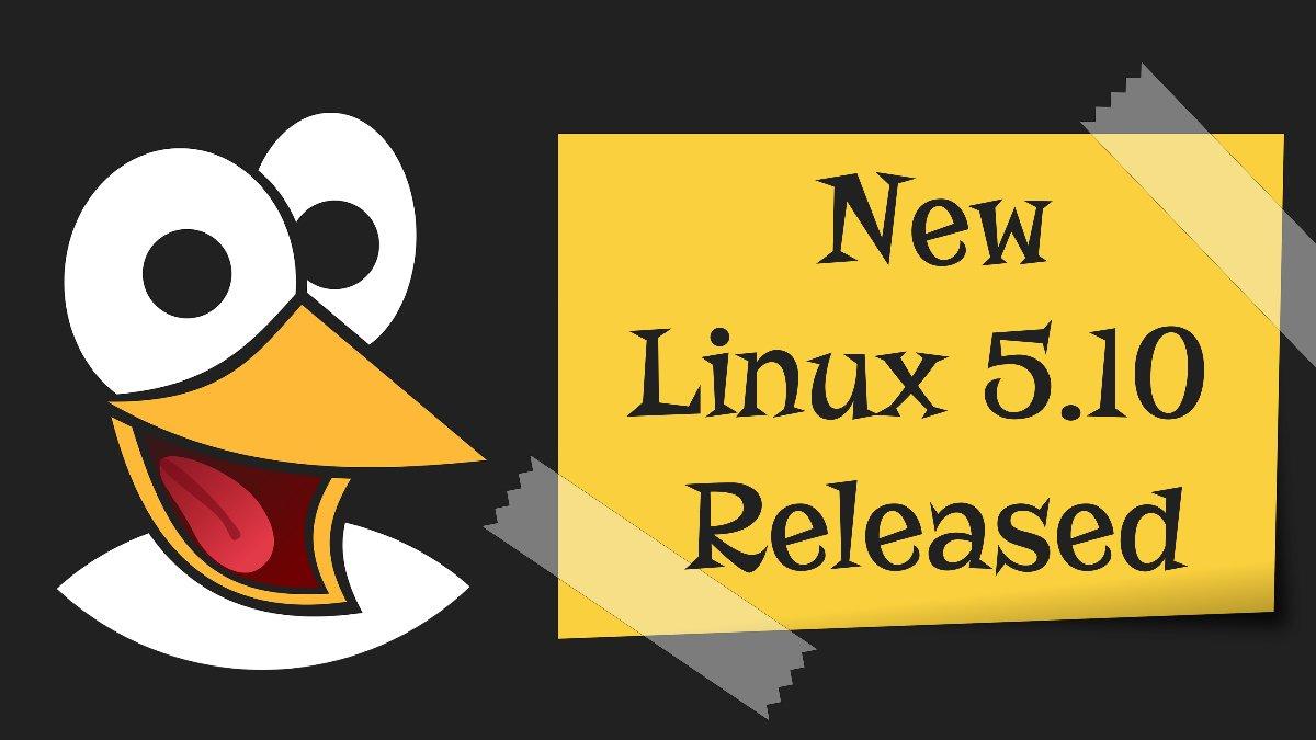Kernel Linux 510 LTS