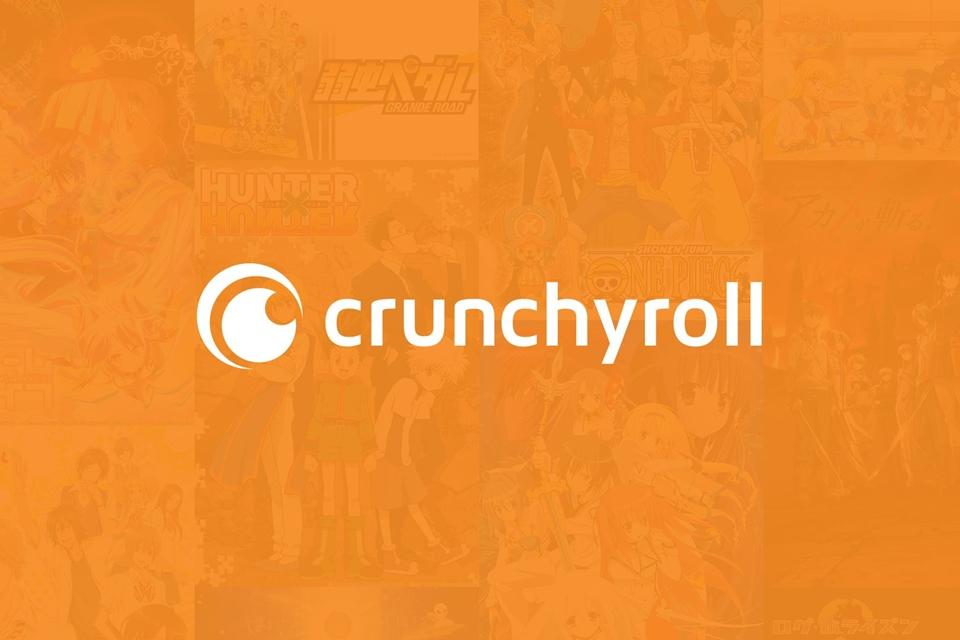 layanan streaming anime Crunchyroll