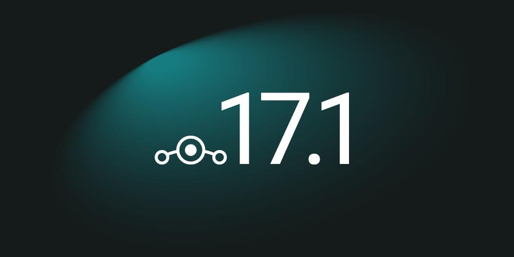 dukungan resmi lineageos 17.1