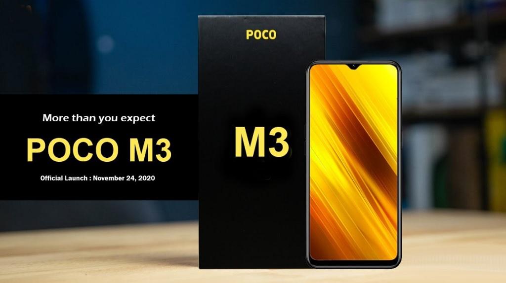 Tawarkan spesifikasi dewa, Poco M3 resmi dijual hanya Rp 1,8 juta