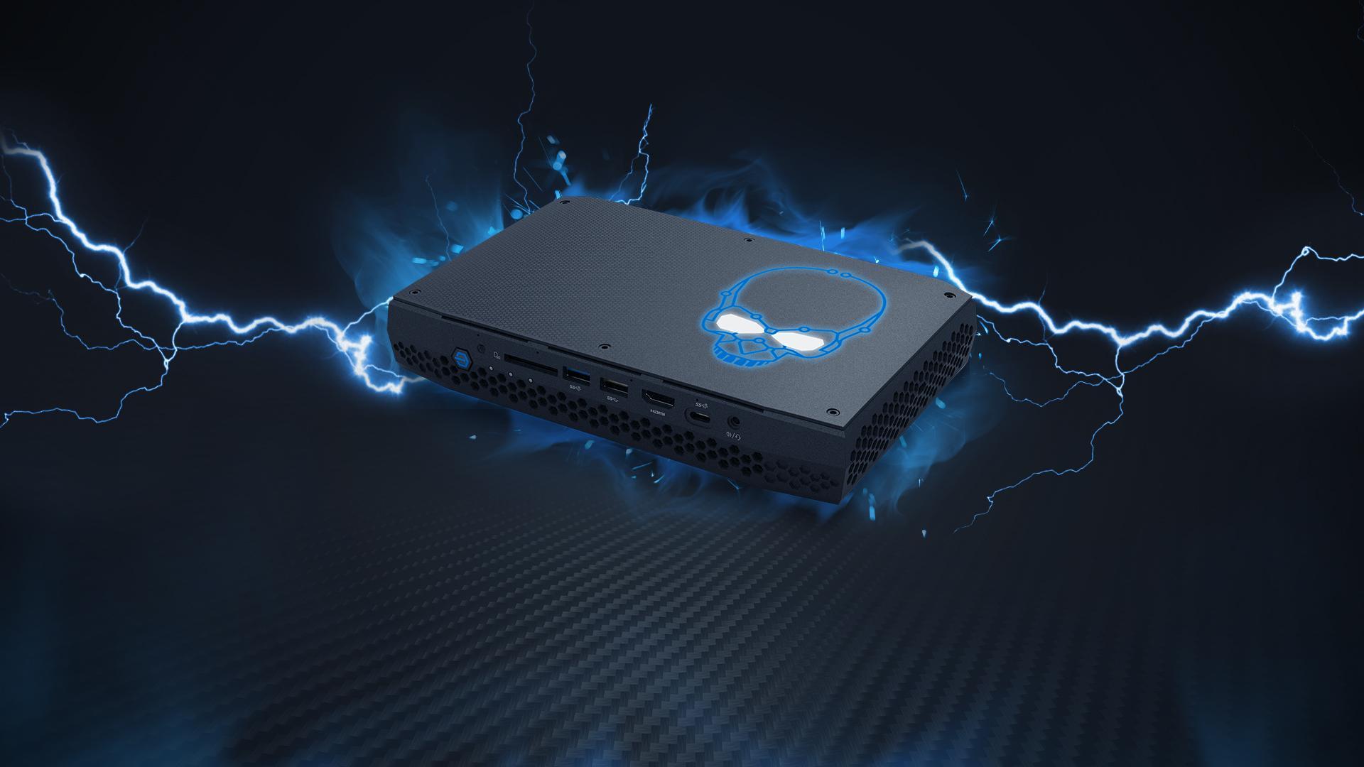 Intel update NUC Hades Canyon
