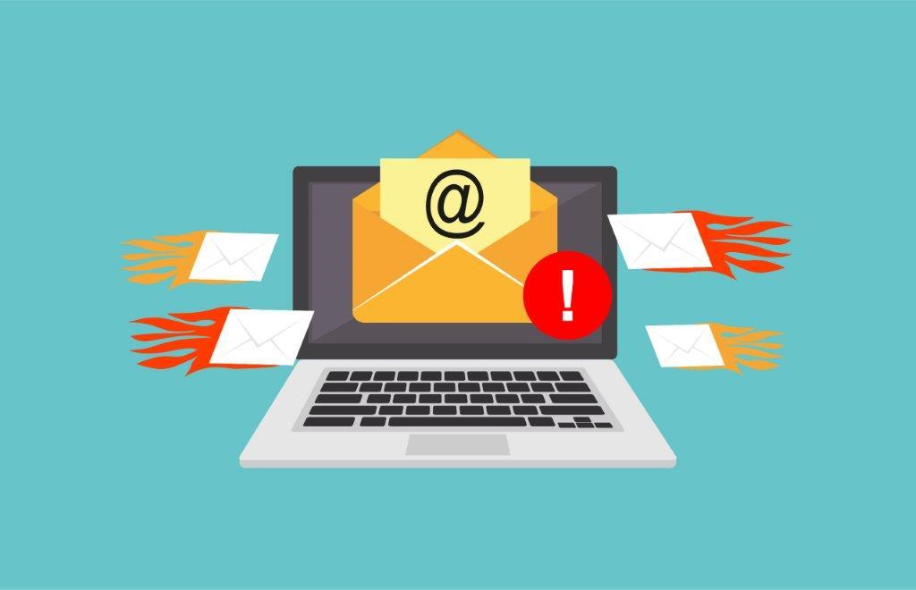 cara mengatasi email wordpress masuk spam