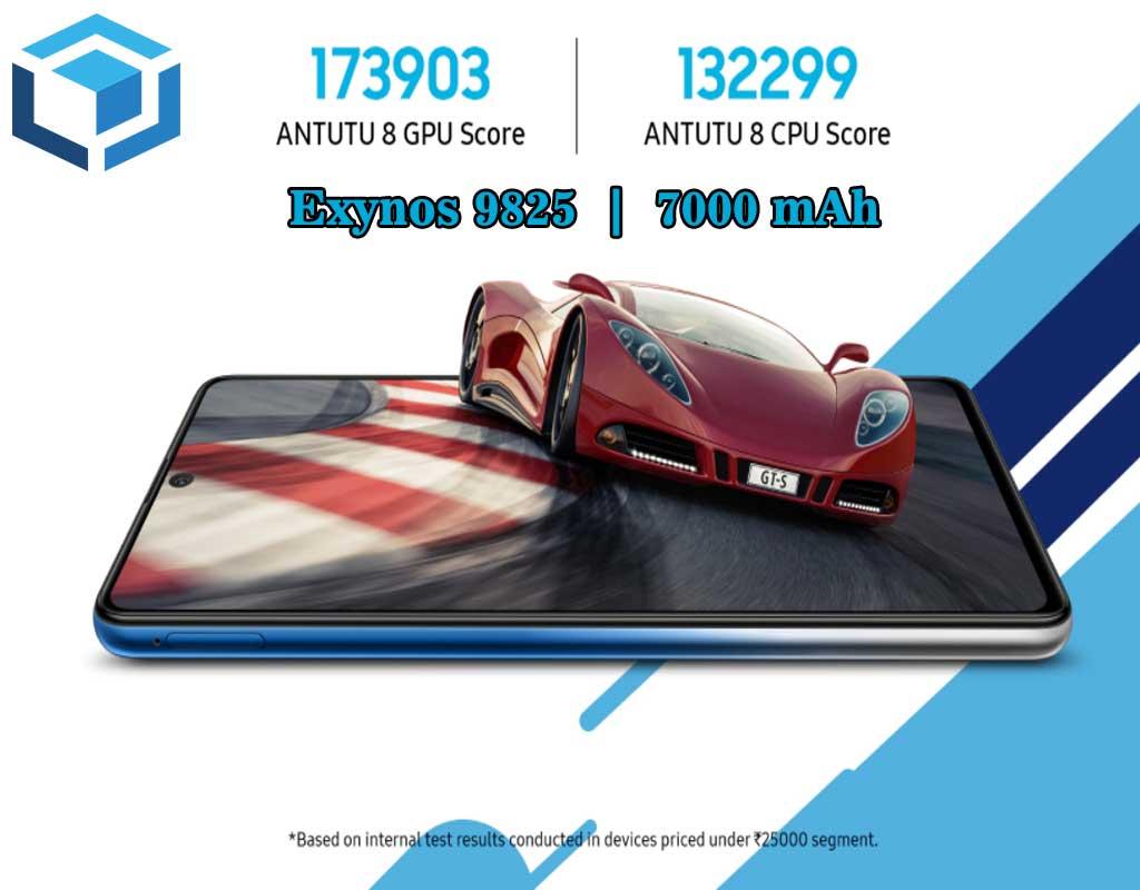 2 spesifikasi Samsung Galaxy F62 yang menjadi unggulan