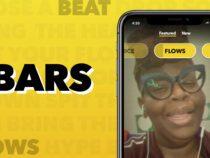 Aplikasi Bars akan memungkinkan Anda melakukan rap