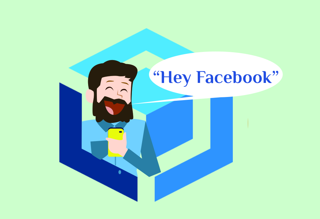 hey facebook, fitur baru facebook yang mirip siri milik apple