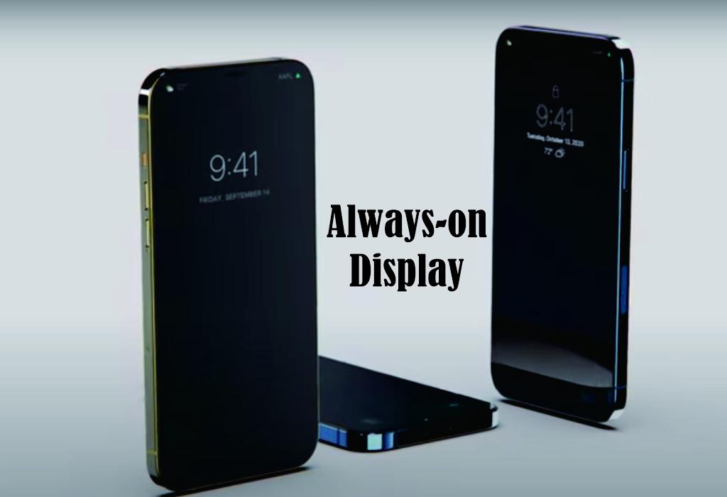 rumor penggunaan always-on display pada iphone 2021