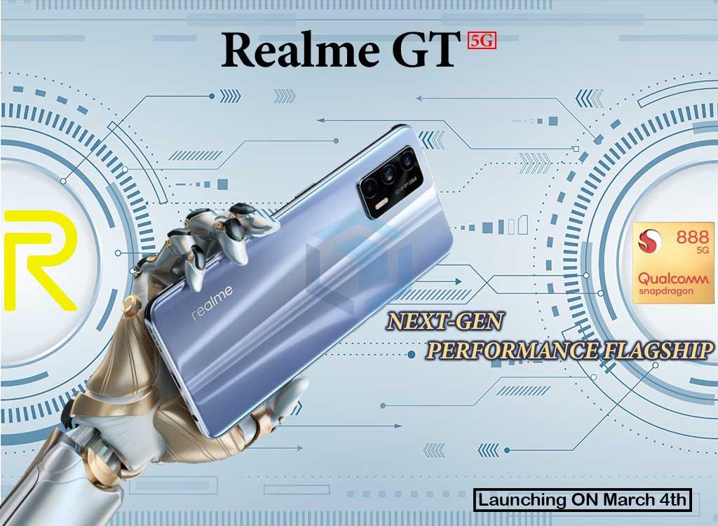 segera rilis, spesifikasi realme gt 5g andalkan snapdragon 888