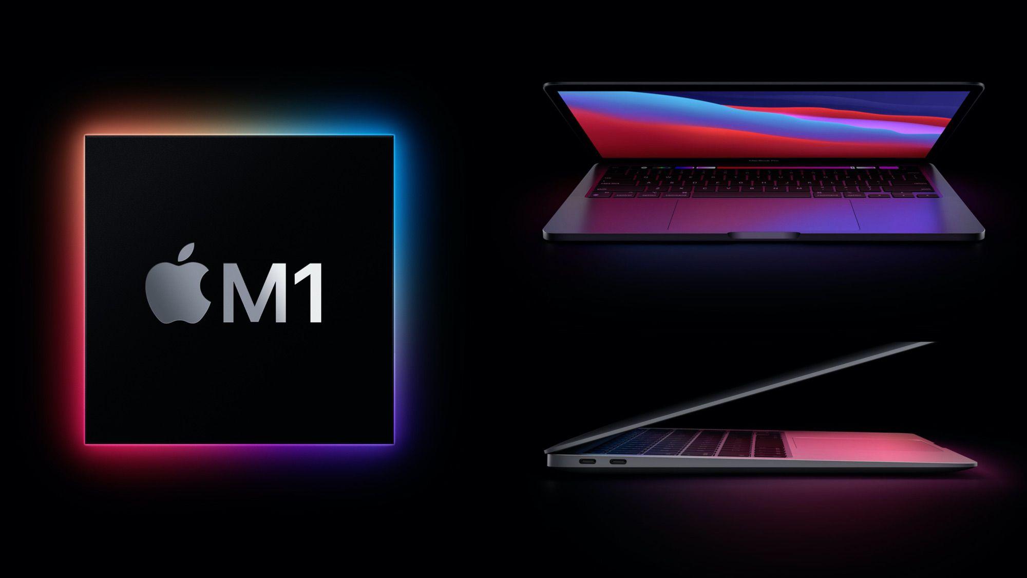 Intel menantang chip M1