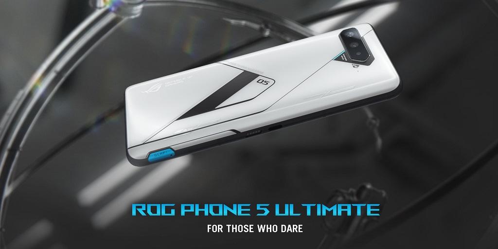 Asus ROG Phone 5 Ultimate - HP gaming terbaik