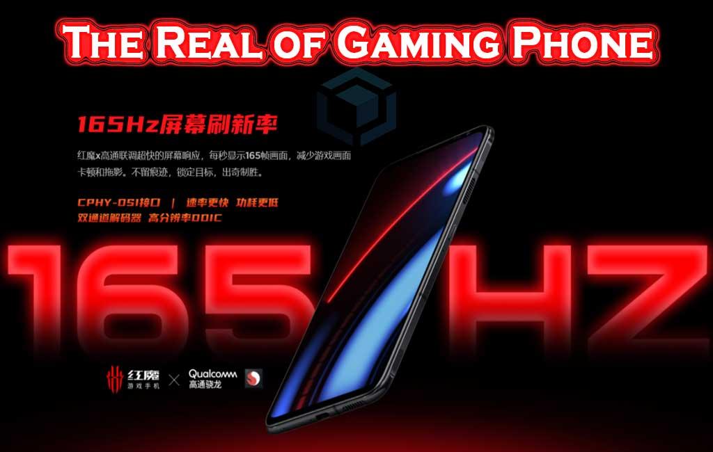 Nubia Red Magic 6 rilis dengan Snapdragon 888 dan layar 165Hz