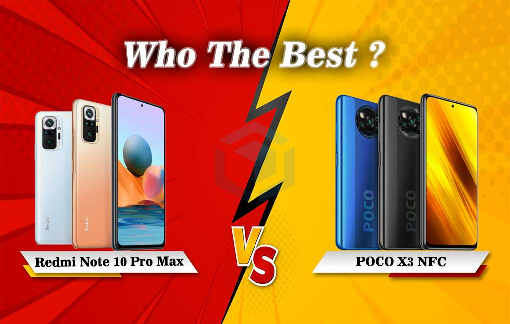 Perbandingan Redmi Note 10 Pro Max Vs Poco X3 NFC