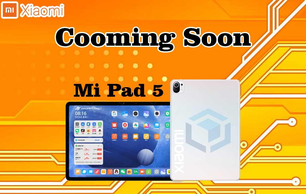 Xiaomi Mi Pad 5 siap jadi Tablet Android terbaik