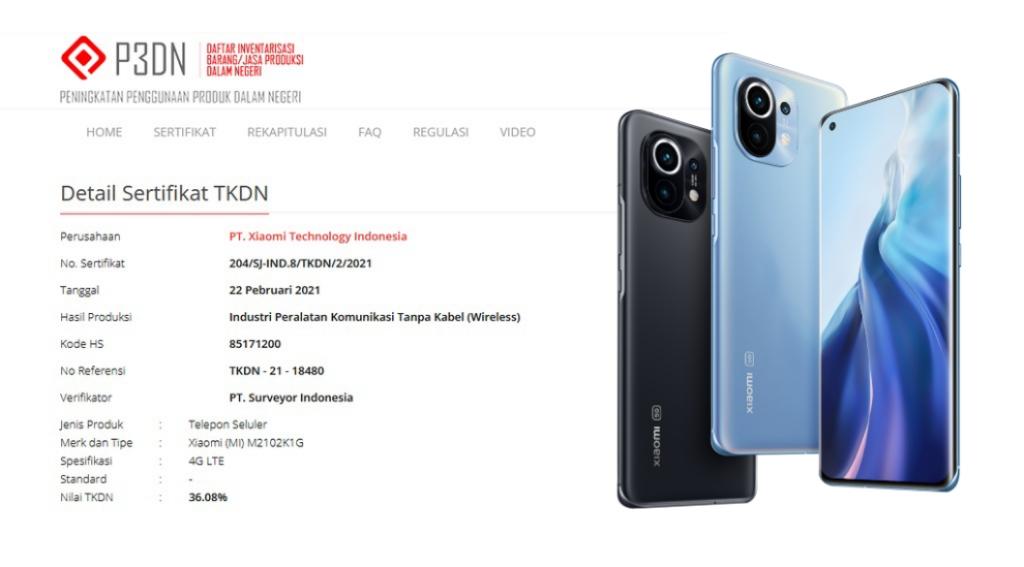 Xiaomi bawa HP Snapdragon 888 pertama ke Indonesia