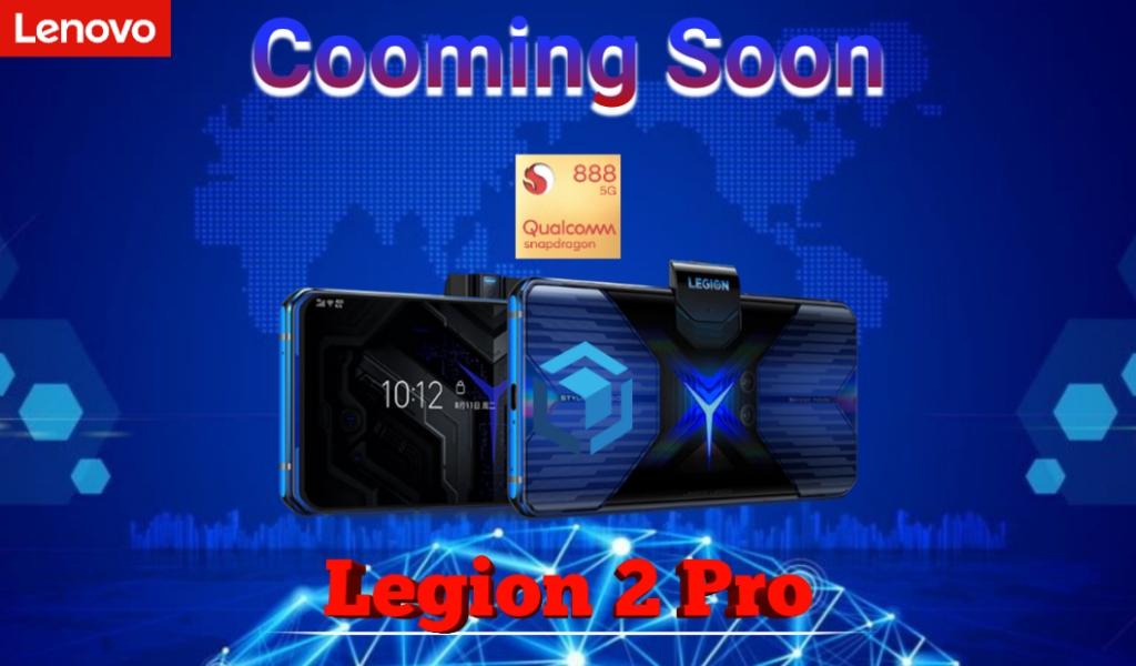 Berita terbaru spesifikasi Lenovo Legion 2 Pro dengan SD 888