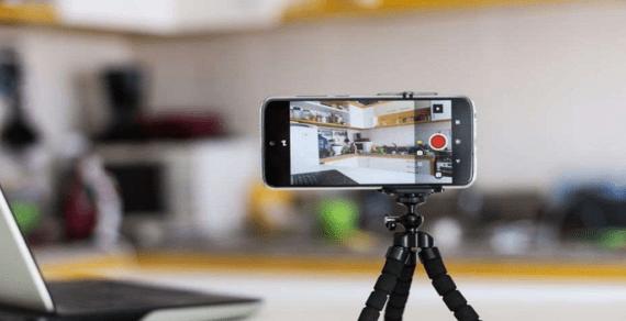 Cara menggunakan iPhone atau Android sebagai Webcam