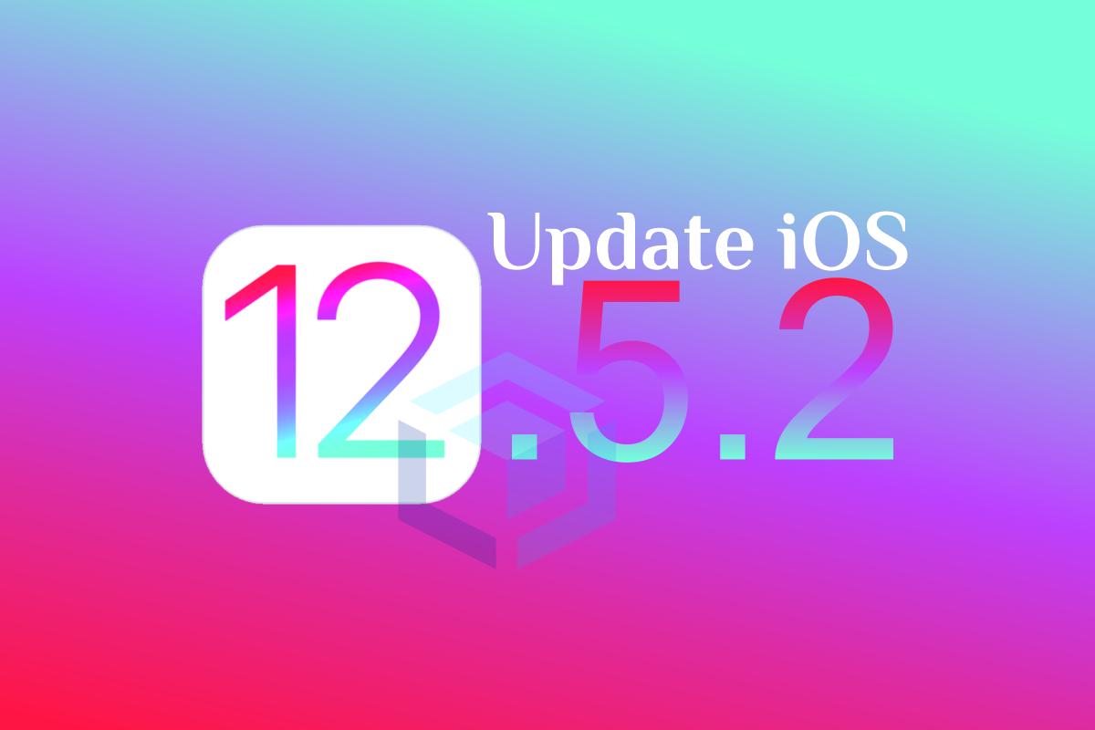 Update iOS 12.5.2 dengan perbaikan keamanan
