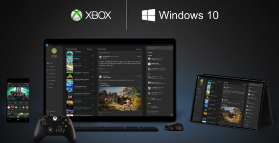 Aplikasi Microsoft Xbox Game Streaming untuk Windows
