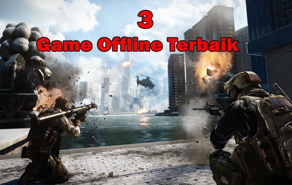 3 Game Perang Offline Android terbaik yang perlu Anda coba