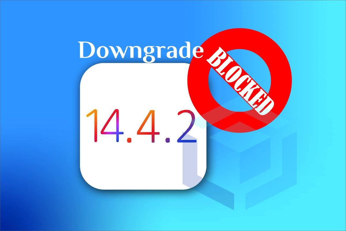 Apple memblokir akses downgrade iOS 14.4.2 ke iOS 14.4.1