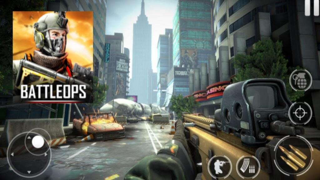 BattleOps - Game Perang Offline