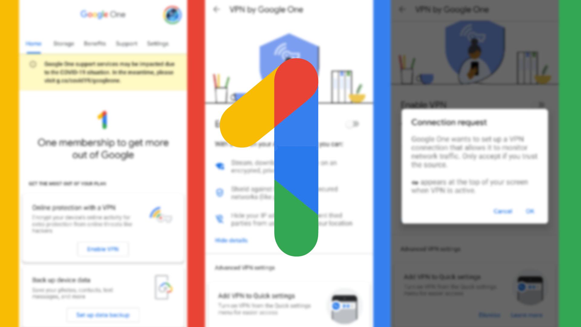 aplikasi Google One