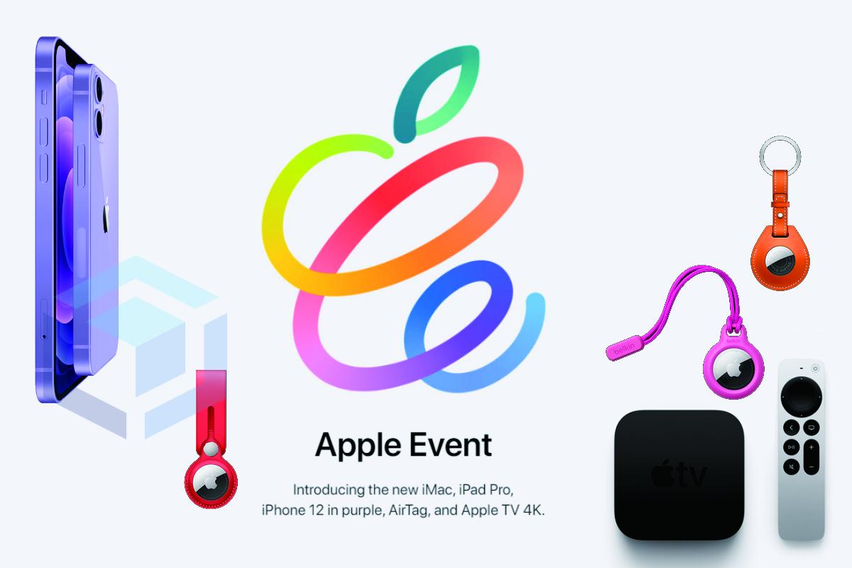 Produk baru Apple yang diumumkan selama acara Spring Loaded
