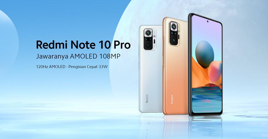Redmi Note 10 Pro - Kelas menengah