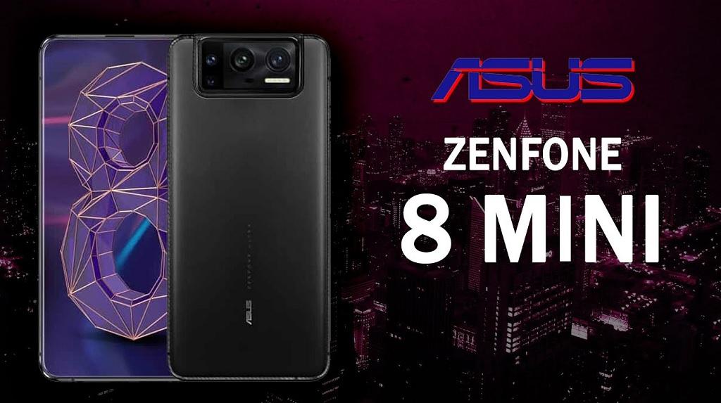 Spesifikasi Zenfone 8 Mini andalkan Snapdragon 888 dan RAM 16GB