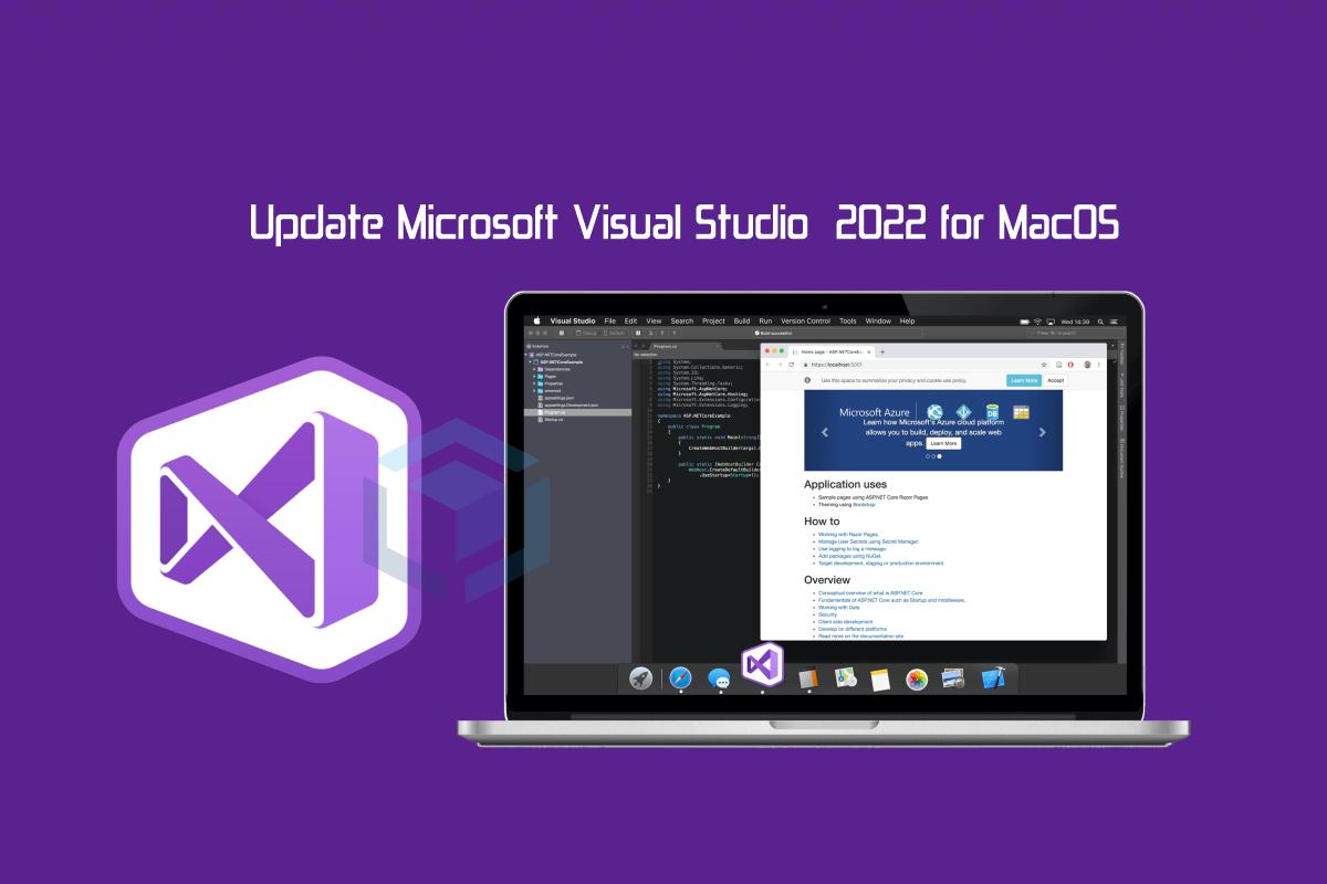 Update Microsft Visual Studio untuk Mac mencakup Native UI
