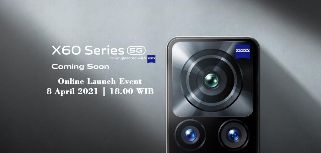 Vivo Indonesia siap kenalkan Vivo X60 Series