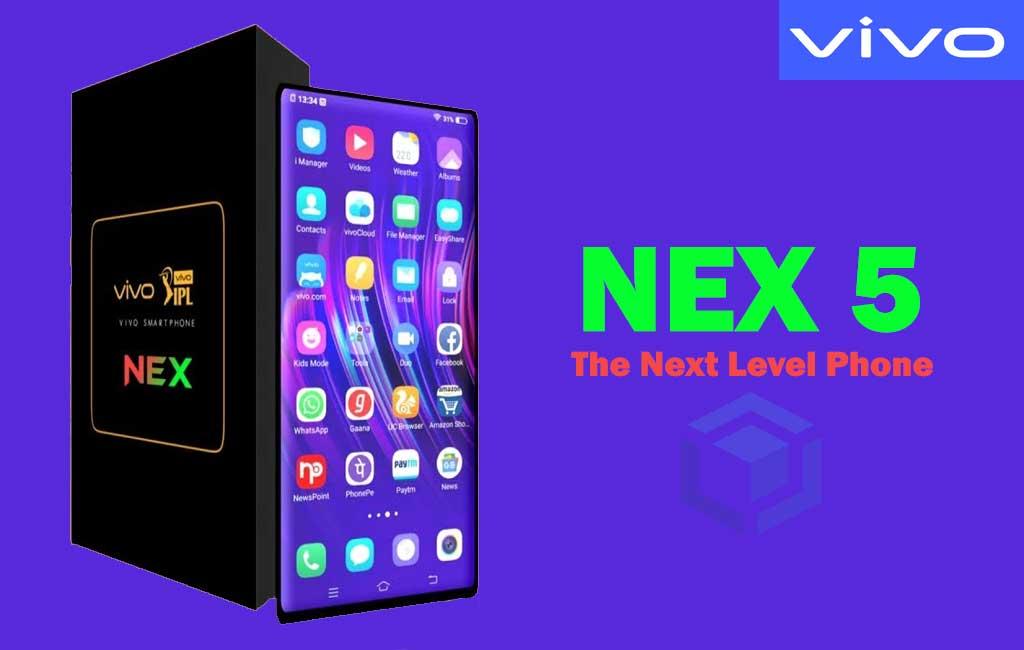 Vivo Nex 5 segera rilis dengan kamera under display 32 MP
