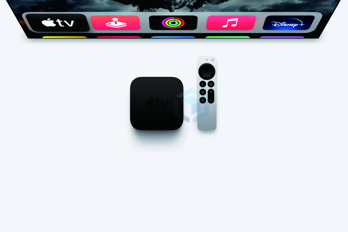 Produk baru Apple tv