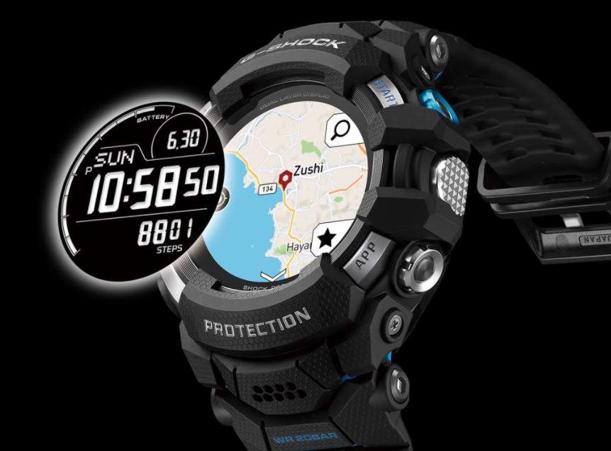 smartwatch G Shock