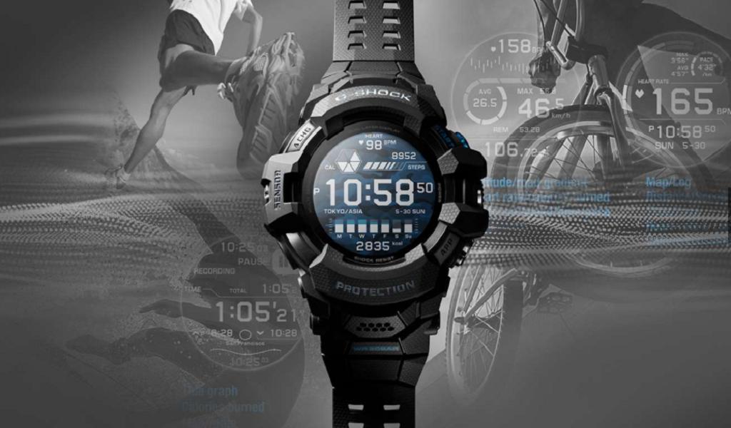 smartwatch-G-Shock