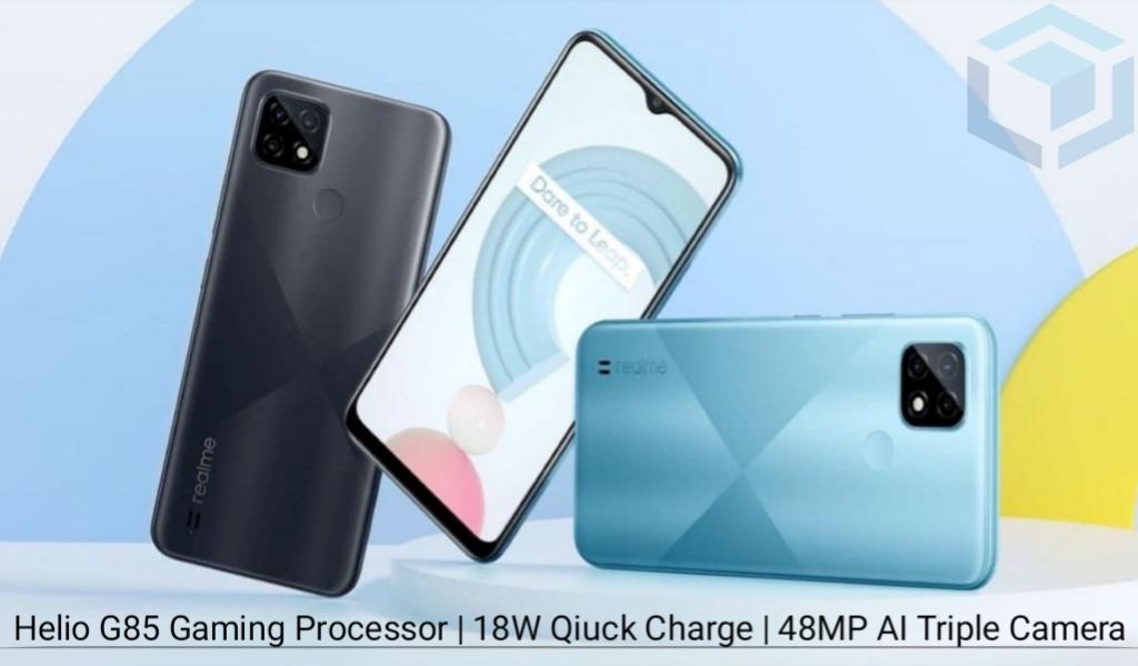 Realme C25S rilis dengan baterai 6000 mAh untuk pasar Malaysia
