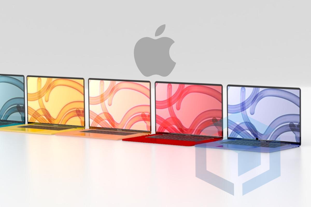 Rumor MacBook Air hadir dengan beragam warna seperti iMac