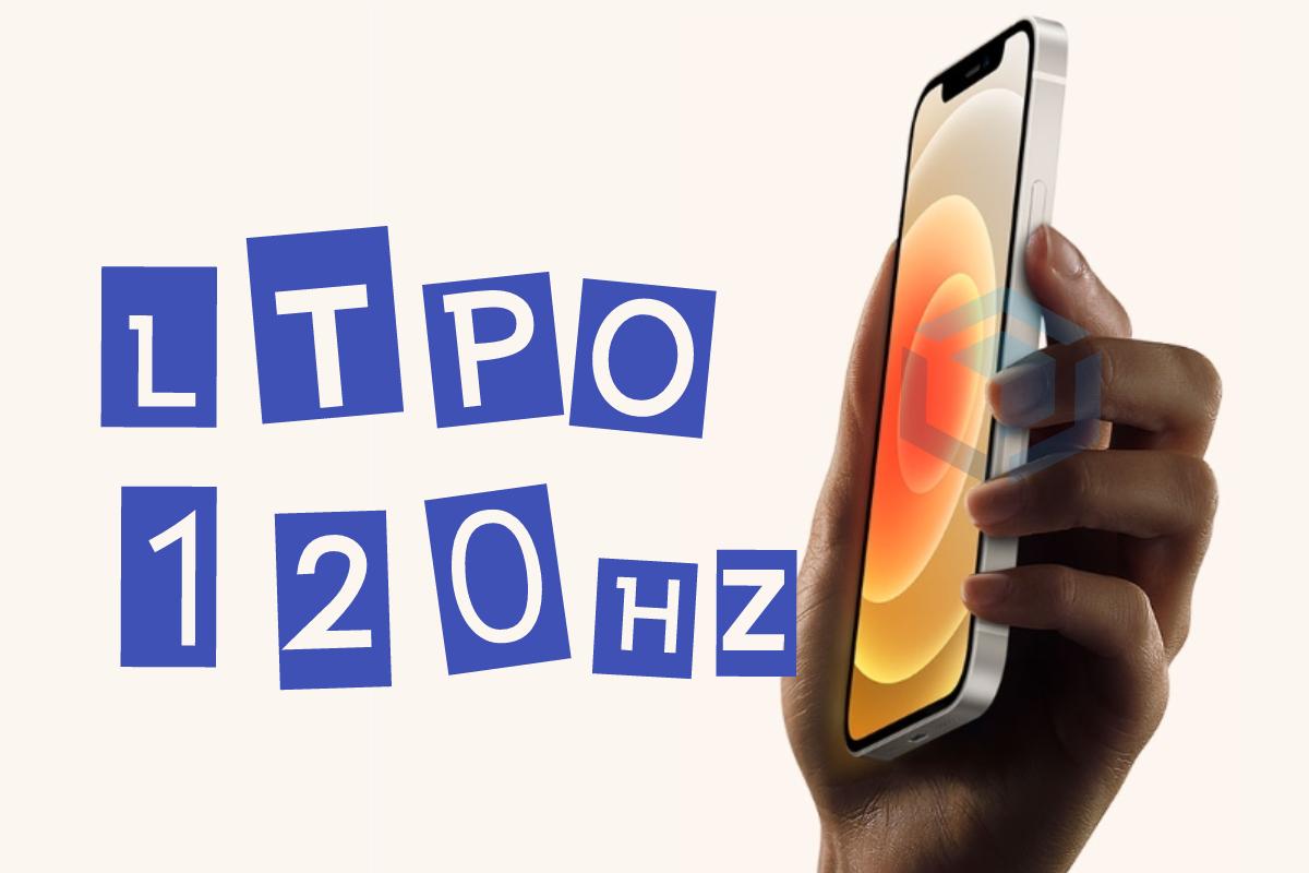 Samsung memproduksi layar LTPO 120Hz untuk iPhone 13
