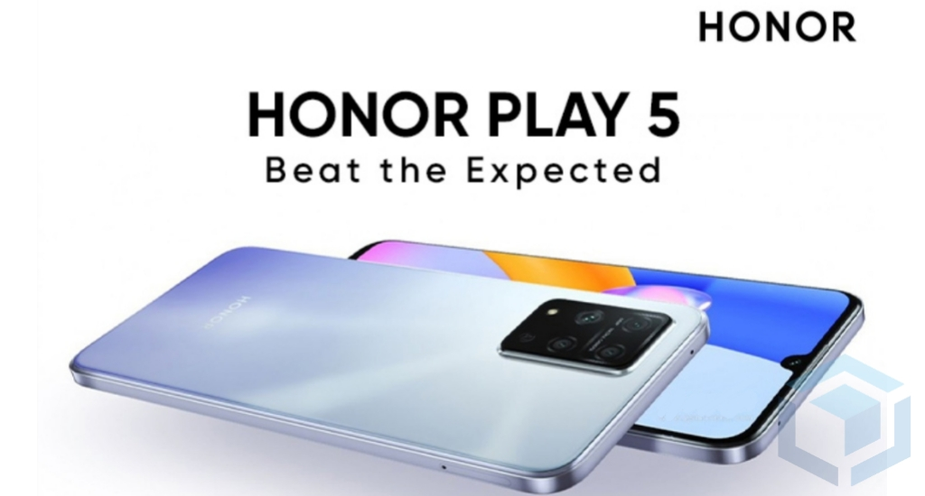 Spesifikasi Honor Play 5 gunakan chipset Dimensity 800U dan pengisian cepat 66W