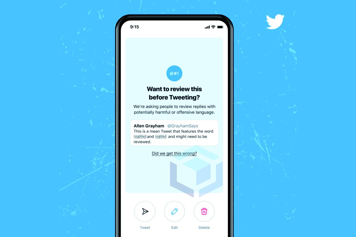 Twitter rilis fitur peringatan tweet yang berpotensi menyinggung