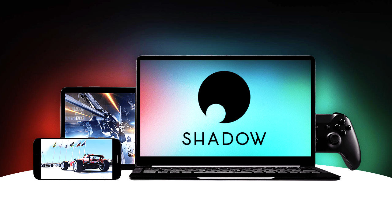 cloud gaming Shadow
