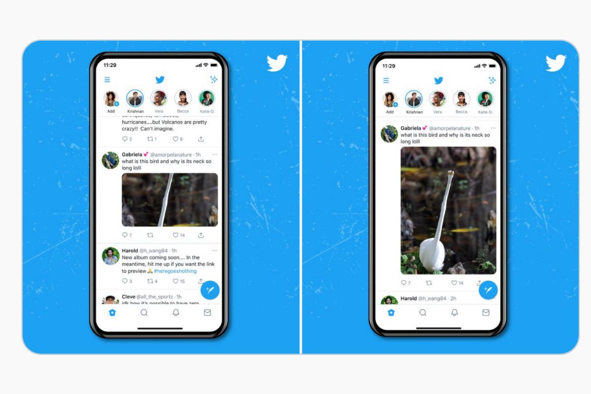 Twitter merilis fitur gambar