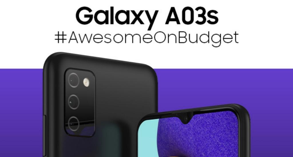 Bocoran Samsung Galaxy A03S dengan konfigurasi 3 kamera